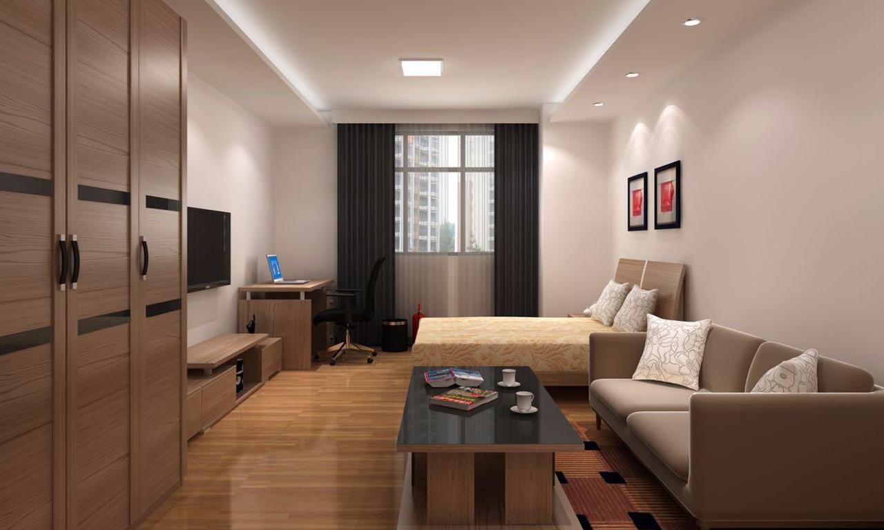 公寓精裝房