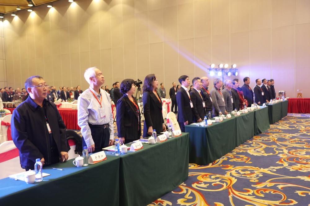 哈爾濱工業大學環境學院黑龍江校友會成立大會在哈舉行 集團總裁樸庸健當選第一屆會長