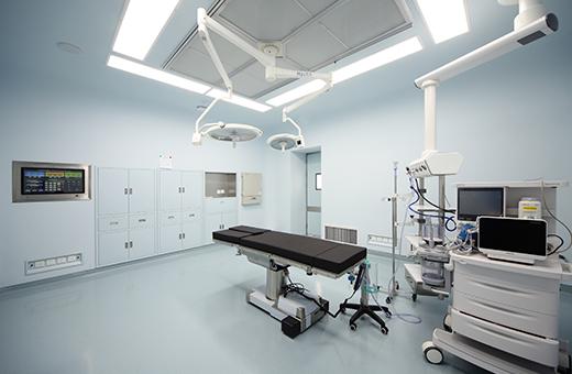 醫院手術室的五種布局