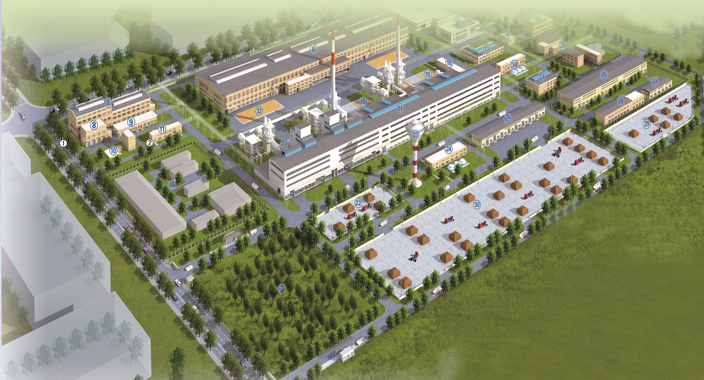 广西梧州年产30万吨再生铜冶炼电解建安总承包工程
