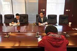 江蘇佳爾科藥業集團召開一季度經濟工作分析會議