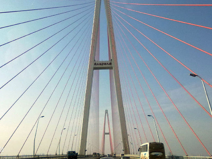 白沙洲大橋