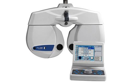 天樂cv-7200全自動綜合檢眼儀