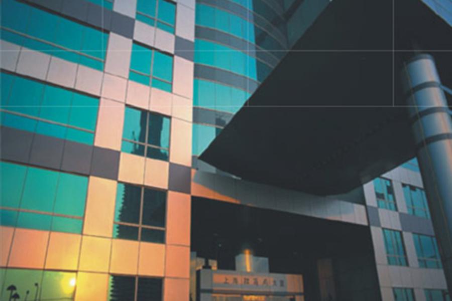 金属板玻璃幕墙