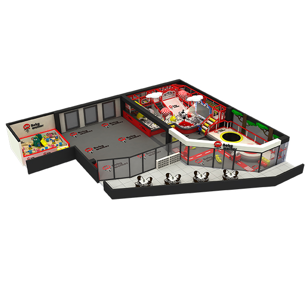 Traditional China Factory Low Price Indoor Game Park