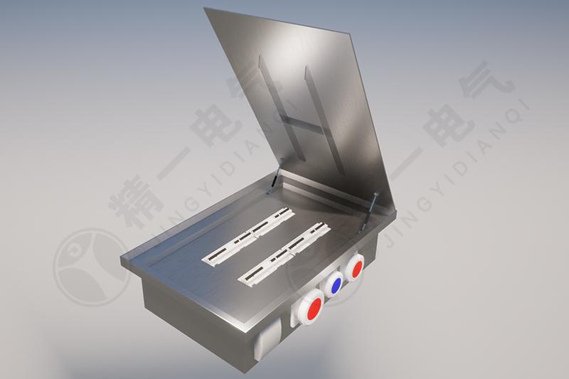 TGL-DY-2106展位箱