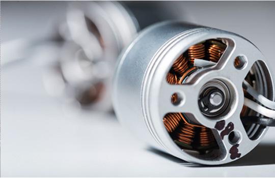 如何改變直流電機的轉速