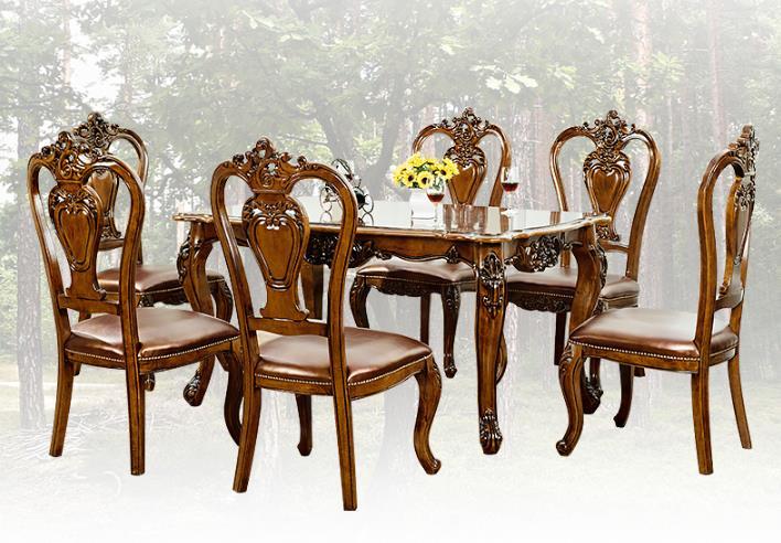 欧式家具---餐桌椅系列