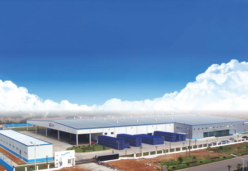 长沙百事可乐新建厂项目