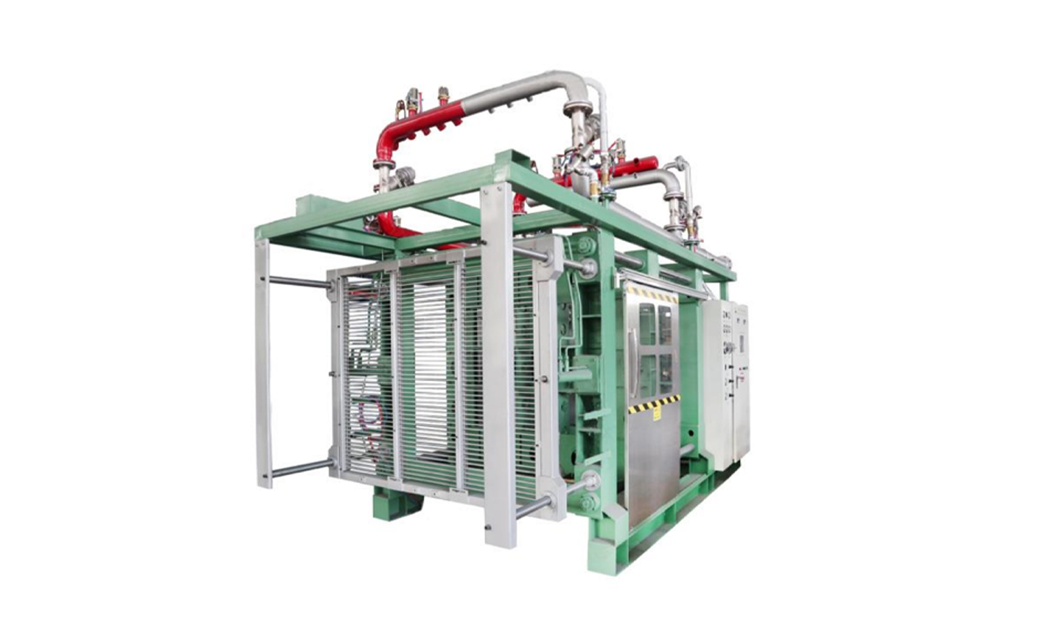 Auto Shape Molding Machine series (High Efficiency and Energy Saving Type)