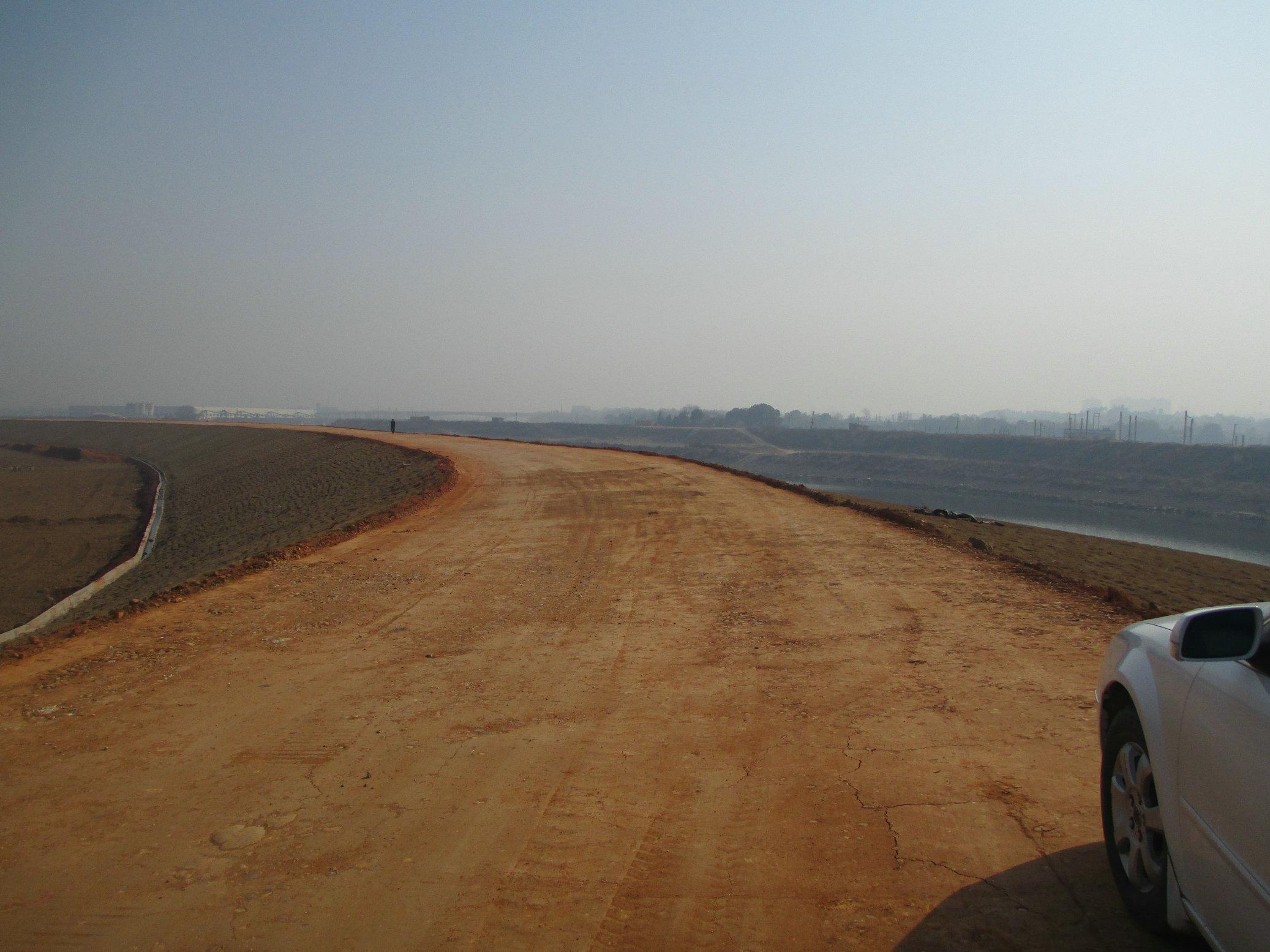 湘江綜合樞紐長沙水庫(望城段)后續水利建設先期項目三標段
