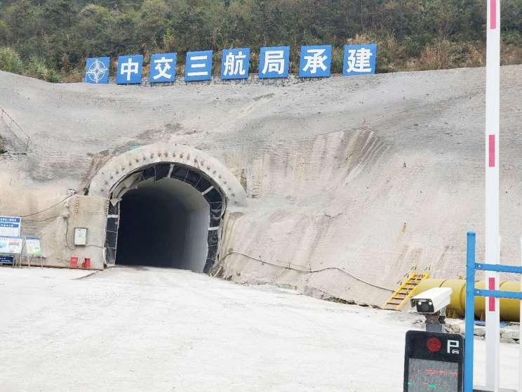 寧波-舟山港穿山港區隧道工程監測