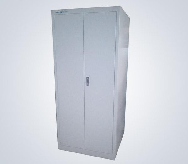 【匯利電器】定制款雙開門UPS電池柜 電池開關柜A08-03