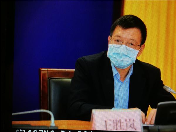 公司受邀参加中山市疫情防控新闻发布会