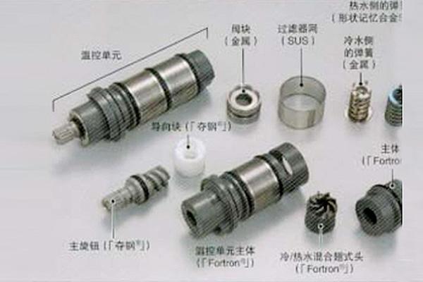 PPS用于水栓