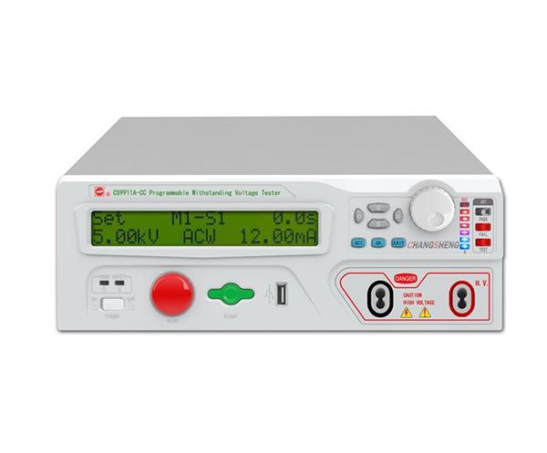 程控耐壓測試儀(接觸檢查功能) CS9912AN-CCF