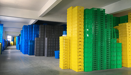 上海物豪塑料有限公司塑料零件盒(又稱物料盒)的種類和使用