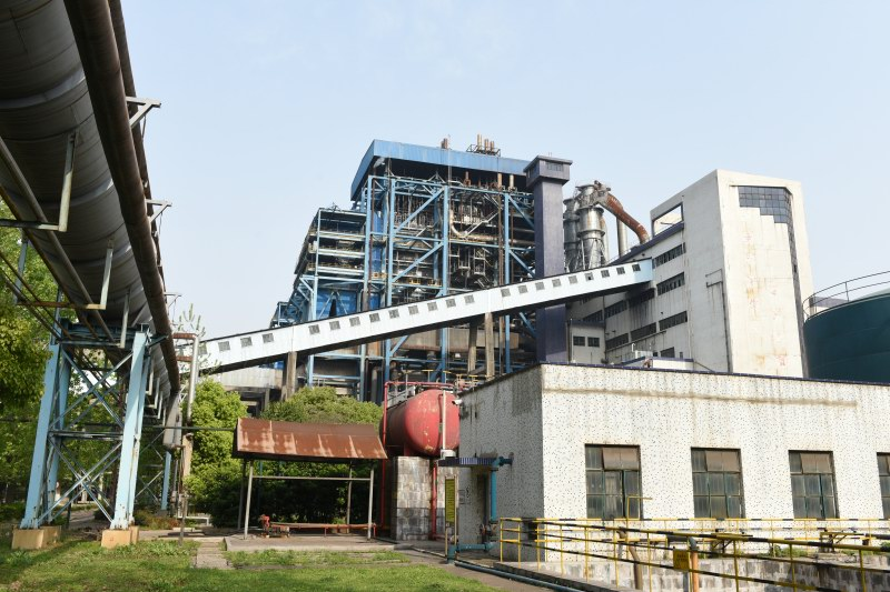 武汉钢电公司1#机组烟气脱硫脱硝工程