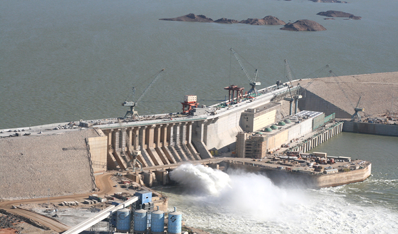 越南水電站項目