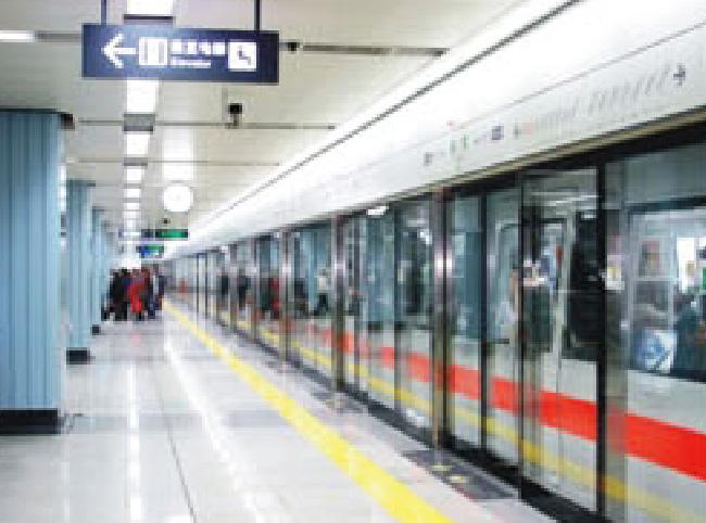 深圳地铁钢结构工程