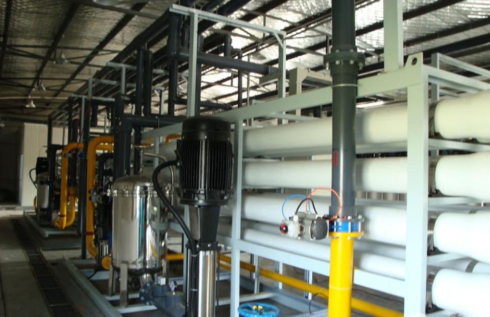 卷式高壓膜系列-反滲透系列120bar