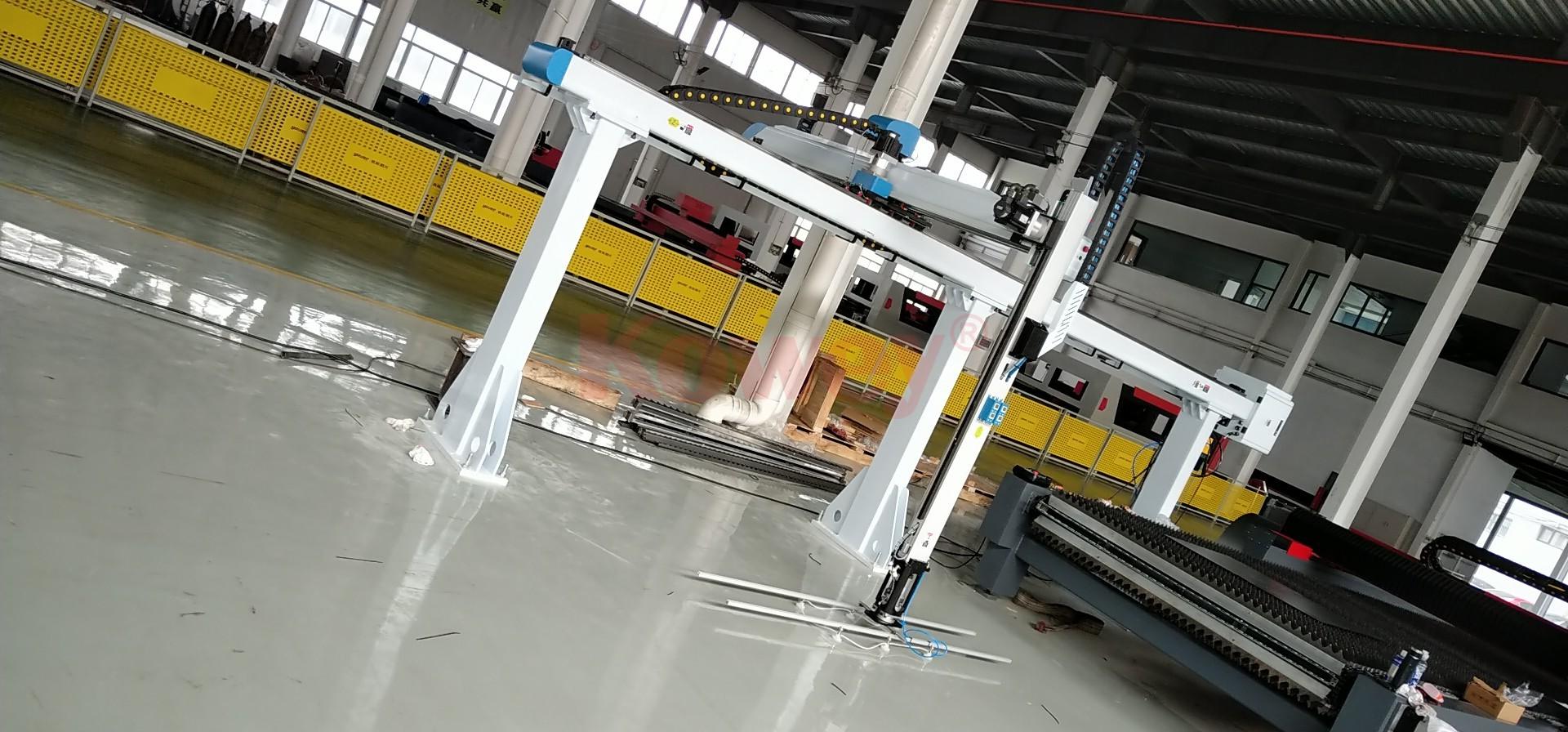 大型激光机自动化应用7