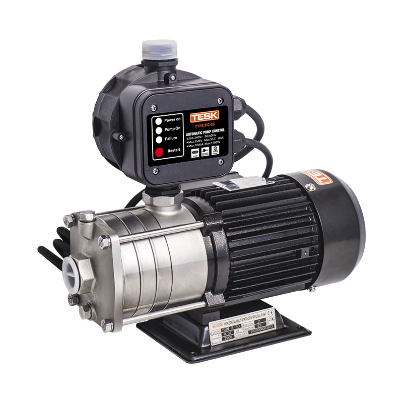 Automatic multistage pump SHM-PC