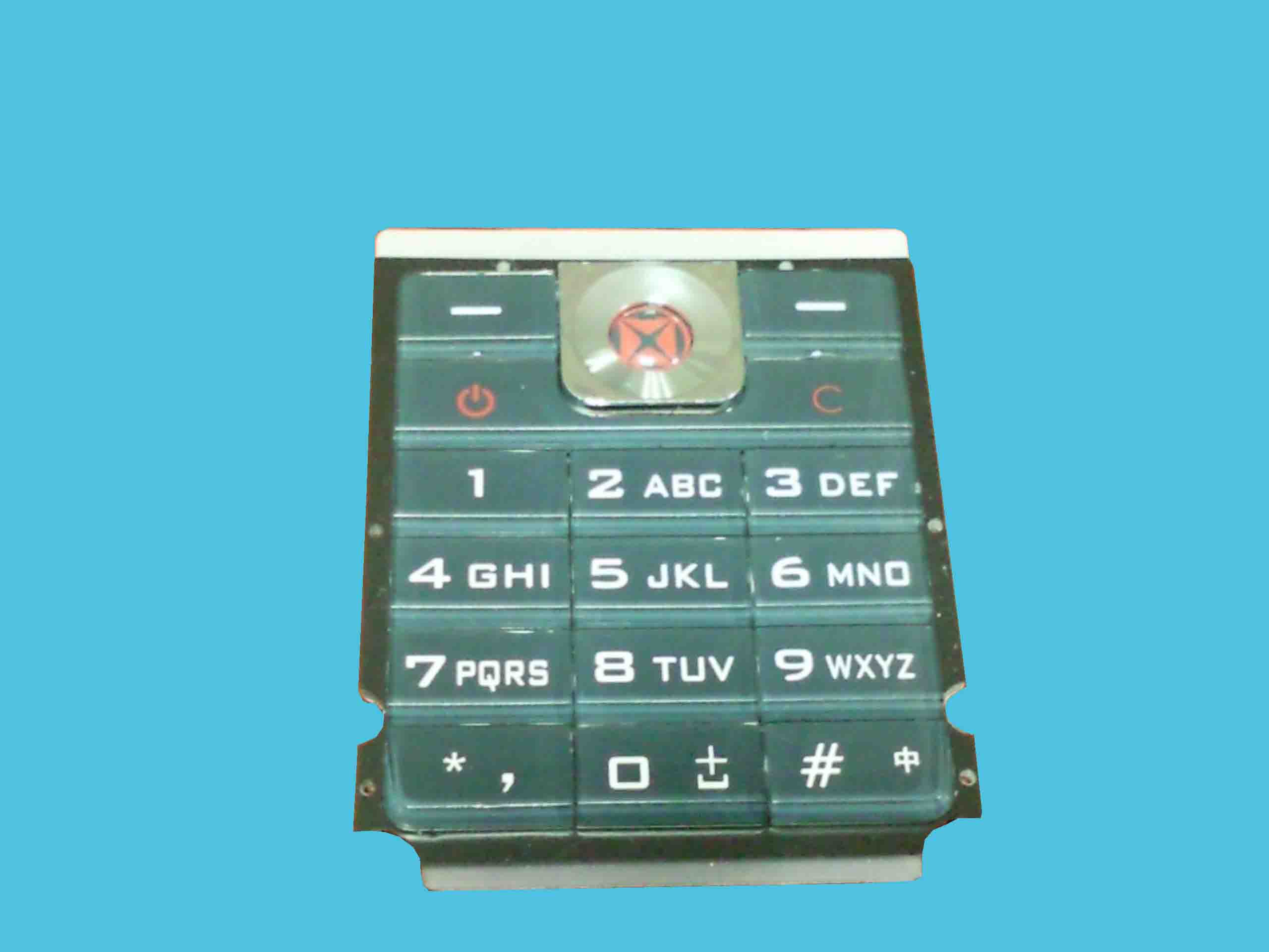 手機成品按鍵