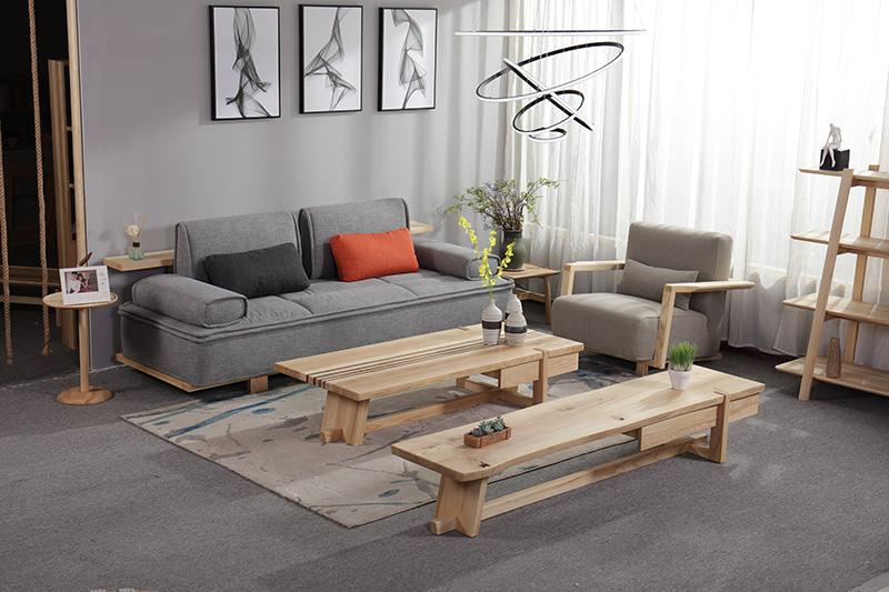 原生态实木---客厅