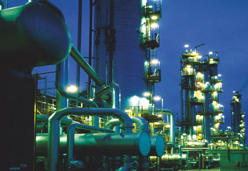 拜尔(上海)异氰酸酯和聚醚装置