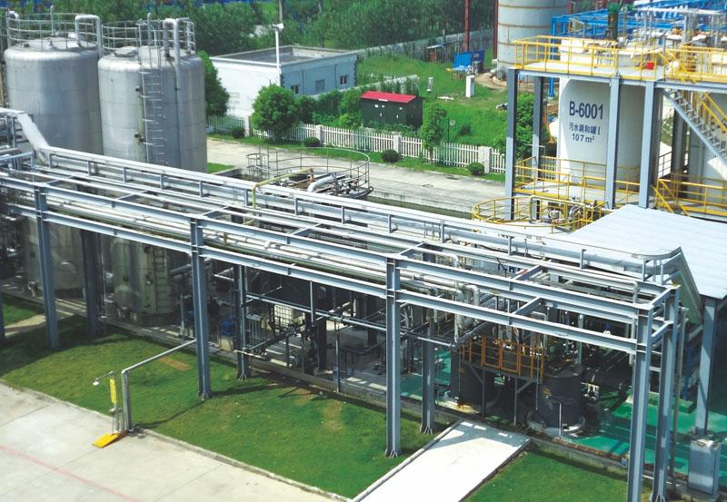 NALCO(美资)南京有限公司设备安装工程