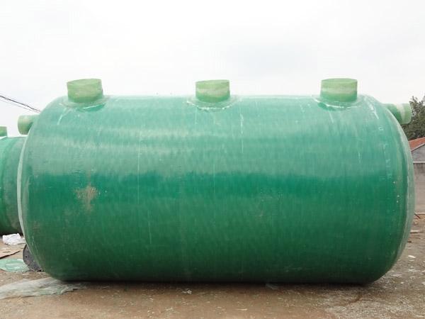 玻璃鋼隔油池