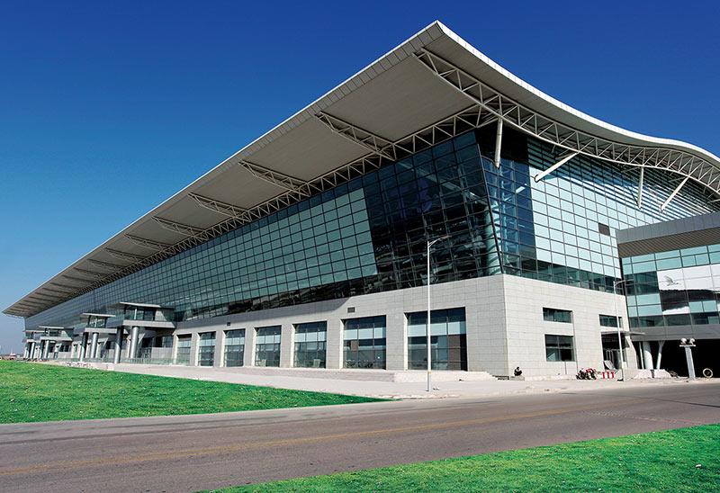 西安咸阳国际机场T3航站楼