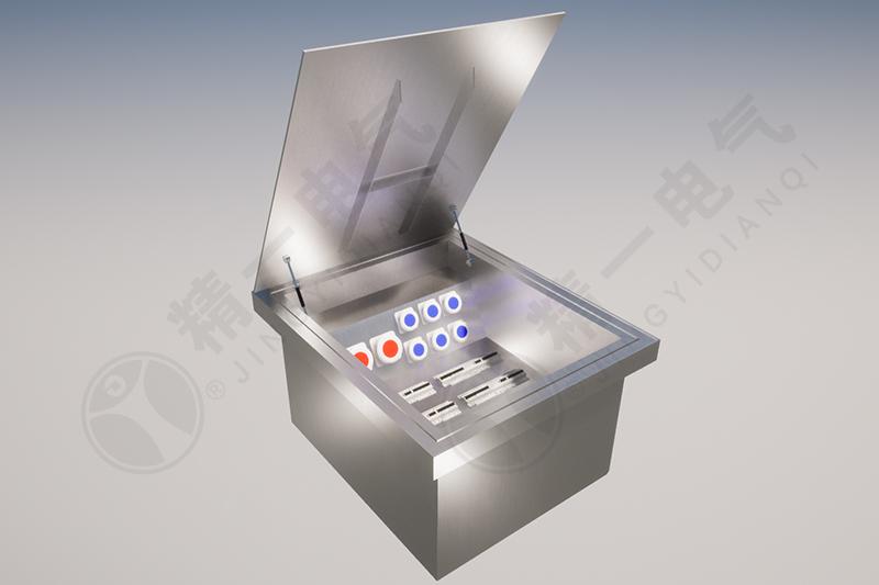 TCZ-DY-H780展位箱
