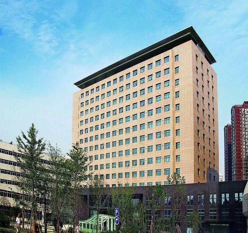中國電子科技集團公司第二十研究所研發實驗樓