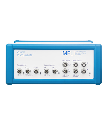 MFLI 锁相放大器