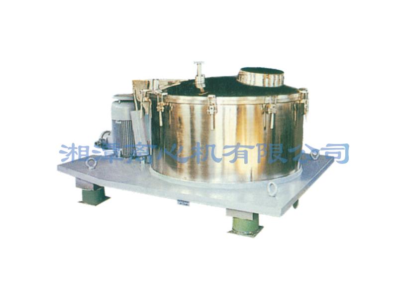 PS平板式人工卸料離心機