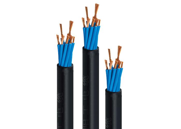 KVVR、KVVPP 聚氯乙烯絕緣聚氯乙烯護套控製軟電纜