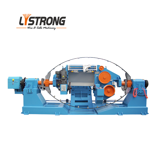 Double Twist Bunching Machine