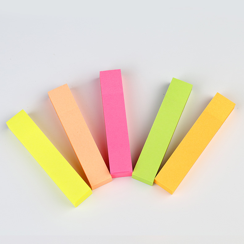 Sticky Noted Memo Pads