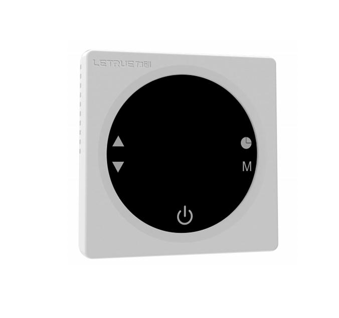 LCW9220BWZ 无线智能温控面板