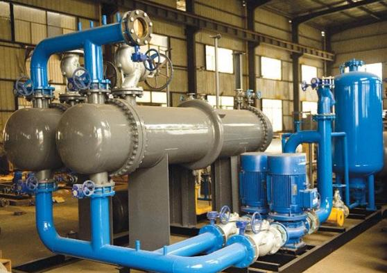 管殼式換熱機組