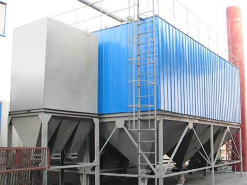 LCPM分室側噴低壓布袋除塵器
