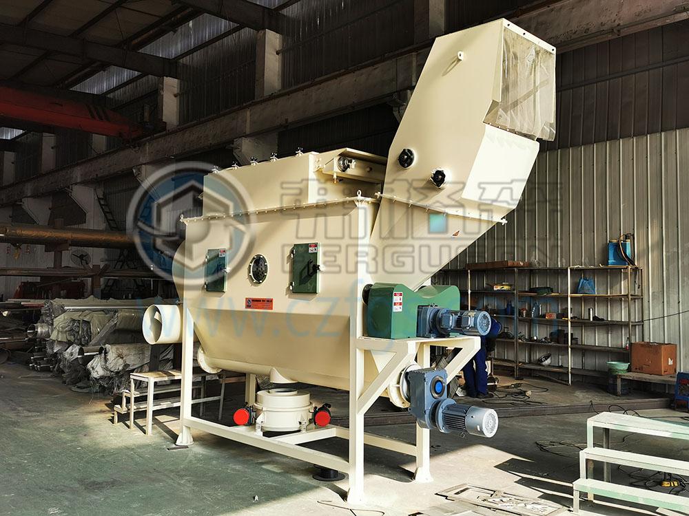 江蘇棕櫚——自動拆包機