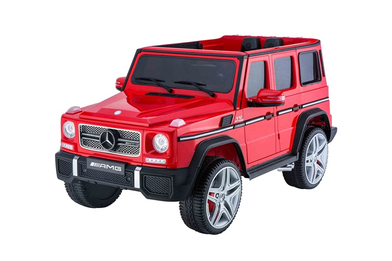 G65 AMG(plastic red)