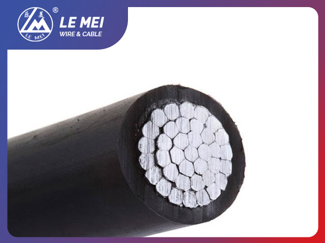 35kV -  Covered Aluminum Cables