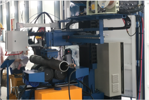 Separate Type Automatic Pipe Welding Machine