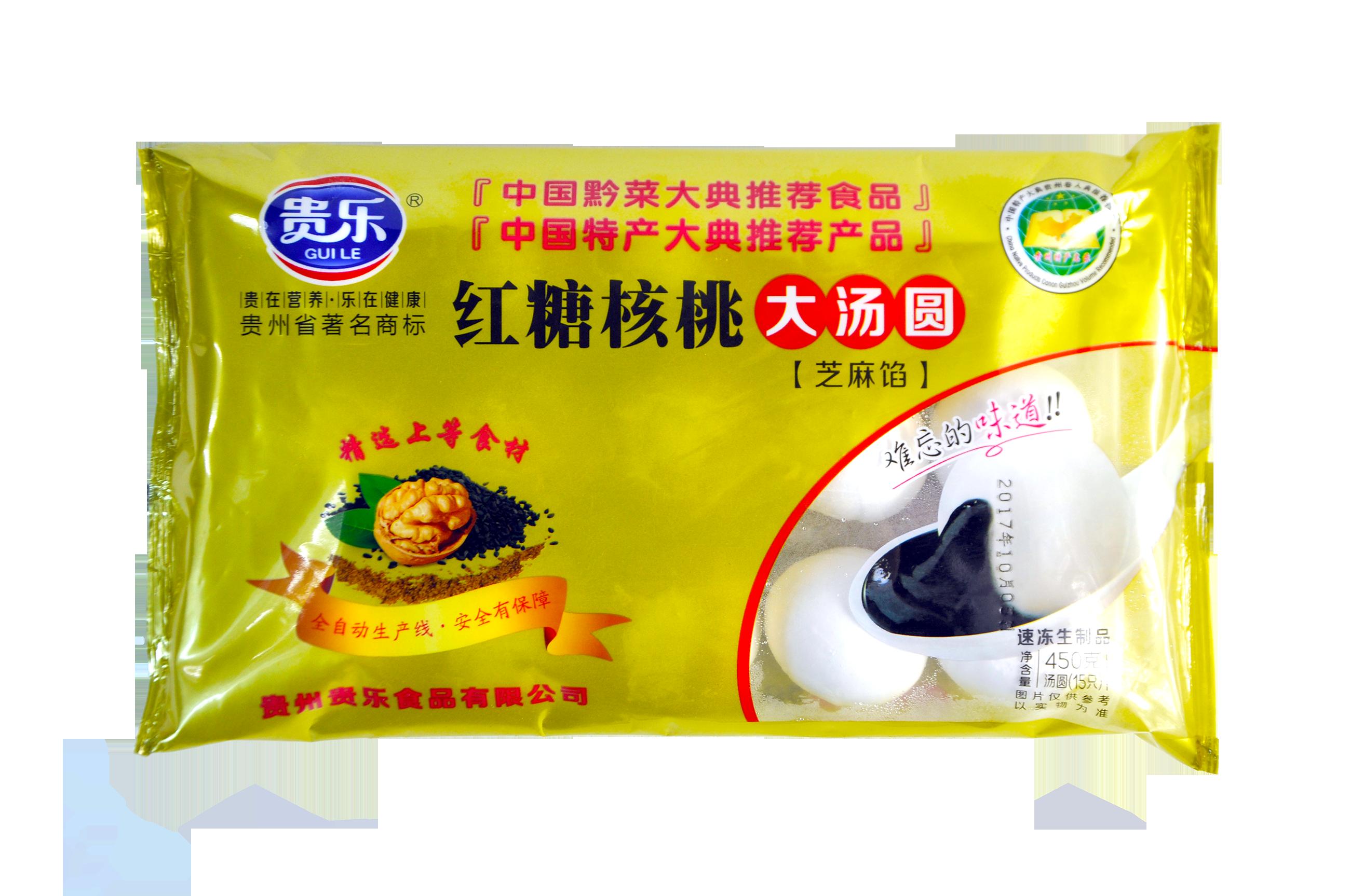 紅糖核桃大湯圓 450g