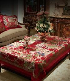 17-01台毯96×144CM(紅色)