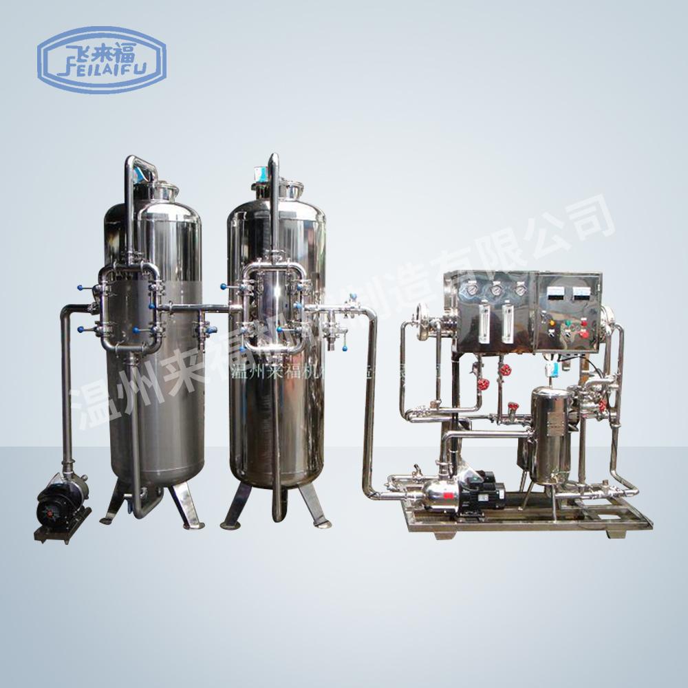 礦泉水處理設備